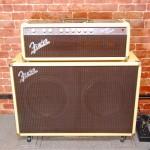 ヘッド Fender Super-sonic 60、キャビネット Fender Super-Sonic 60 212
